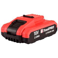 ToolPRO Battery Pack - 18V, 2Ah, , scanz_hi-res