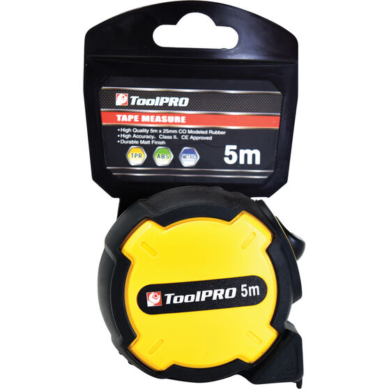 ToolPRO Tape Measure - 5m, , scanz_hi-res