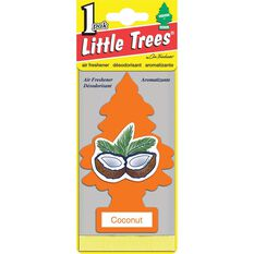Little Trees Air Freshener - Coconut, , scanz_hi-res