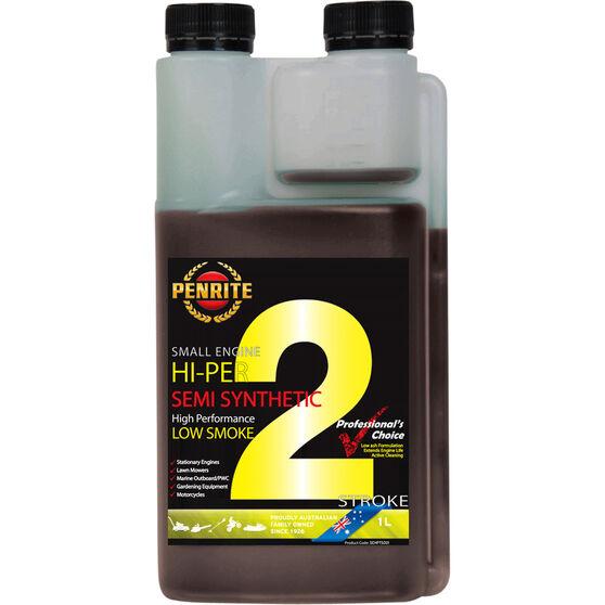 Penrite Hi-Per 2 Stroke Engine Oil - 1 Litre, , scanz_hi-res