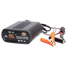 SCA Battery Charger - 7 Stage, 12V, 10 Amp, , scanz_hi-res