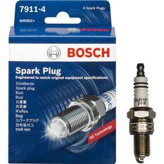 Bosch Spark Plug - 7911-4, 4 Pack, , scanz_hi-res