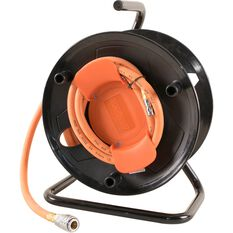 portable Air Hose Reel - 15m, , scanz_hi-res