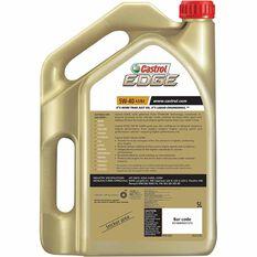 Castrol EDGE Engine Oil 5W-40 5 Litre, , scanz_hi-res