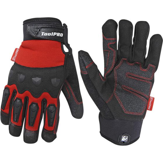 ToolPRO Work Gloves - Light Weight, Large, , scanz_hi-res