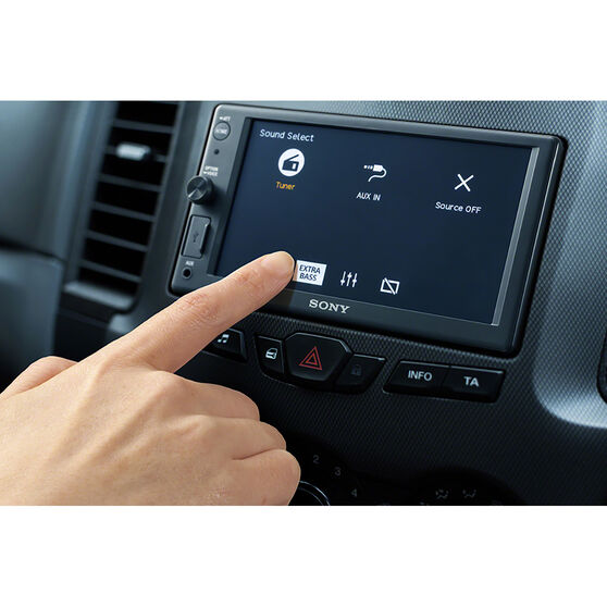 Sony Apple Carplay Digital Media Player XAVAX1000, , scanz_hi-res