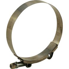 SAAS Hose Clamp - Stainless Steel, 76mm, , scanz_hi-res