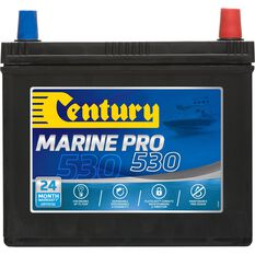 Marine Battery - M57MF, 530 CCA, , scanz_hi-res