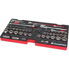 ToolPRO Eva Socket and Accessory Set - 98 Pieces, , scanz_hi-res