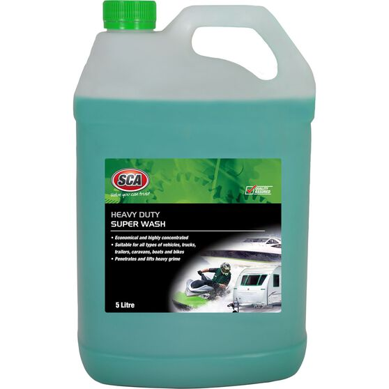 SCA Heavy Duty Superwash - 5 Litre, , scanz_hi-res