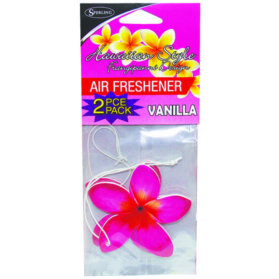 Kenco Air Freshener - Pink Frangipanni - 2 Pack, , scanz_hi-res