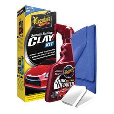Meguiar's Smooth Surface Clay Bar Kit, , scanz_hi-res