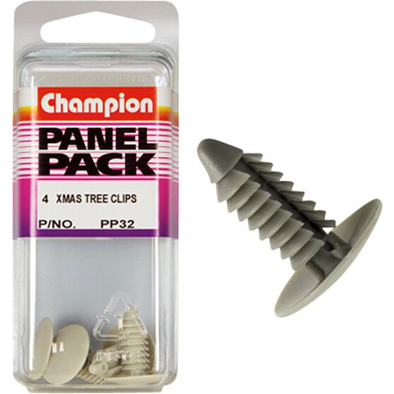 Champion Xmas Tree Clips - PP32, Panel Pack, , scanz_hi-res