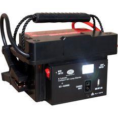 SCA 12V Compact Jump Starter - 6 Cylinder, 1200 Amp, , scanz_hi-res