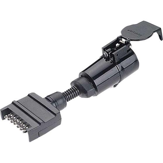 Narva Trailer Socket Kit - 7 Pin, Flat, , scanz_hi-res