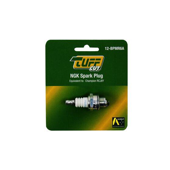 NGK Tuff Cut Mower Spark Plug - NGK BPMR6A, , scanz_hi-res