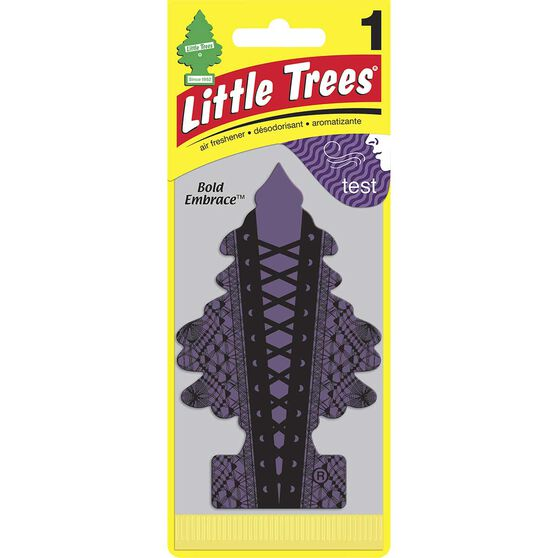 Little Trees Air Freshener - Bold Embrace, 1 Pack, , scanz_hi-res