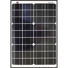 KT Cables 12V 20W Solar Panel, , scanz_hi-res