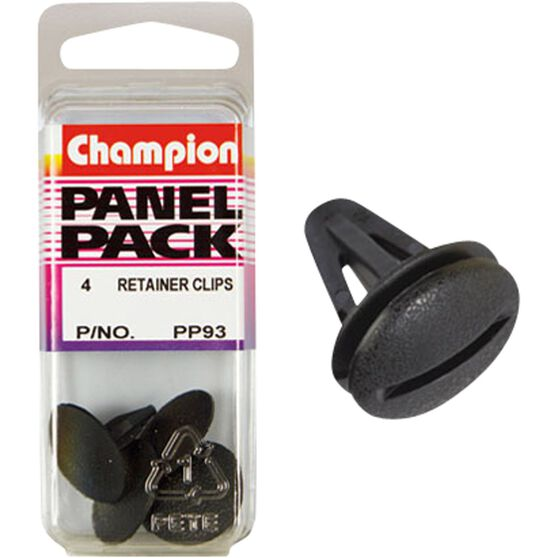 Champion Retainer Clips - PP93, Panel Pack, , scanz_hi-res