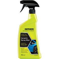 Mothers Ultimate Hybrid Ceramic Spray Wax 710mL, , scanz_hi-res