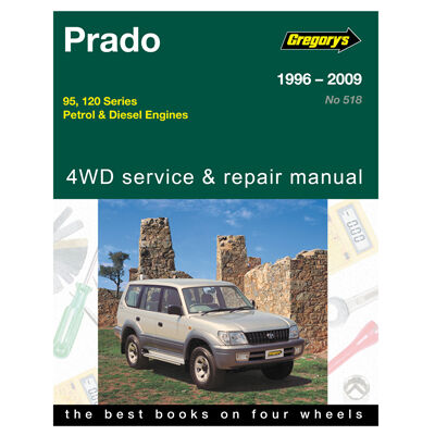 car manual for toyota prado 95 120 series 1996 2009 518 rh supercheapauto co nz Combination Wiring-Diagram Toyota 5VZFE Metre Combination Wiring-Diagram Toyota 5VZFE Metre