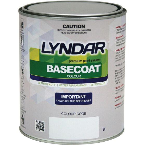 Lyndar Basecoat - 2 Litre, , scanz_hi-res
