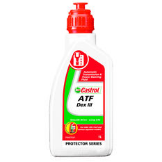 Castrol DEX III Automatic Transmission Fluid 1 Litre, , scanz_hi-res