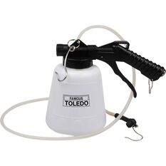 Toledo Brake Bleeder and Fluid Extractor 1 Litre, , scanz_hi-res