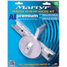 Martyr Alloy Outboard Anode Kit -CMY6090KITA, , scanz_hi-res