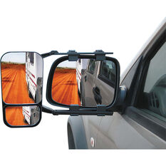 Ridge Ryder Heavy Duty Dual View Towing Mirror, , scanz_hi-res