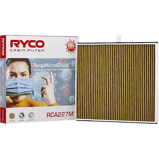 Ryco Cabin Air Filter N99 MicroShield RCA227M, , scanz_hi-res