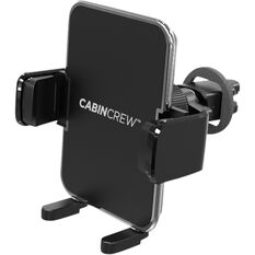 Cabin Crew Phone Holder - Vent Mount, Expander, Black, , scanz_hi-res
