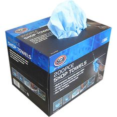 SCA Shop Towels - 200 Pack, , scanz_hi-res