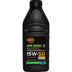 HPR Diesel 15 Engine Oil - 15W-50, 1 Litre, , scanz_hi-res