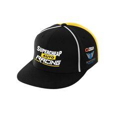 Supercheap Auto Racing Flat Peak Cap, , scanz_hi-res