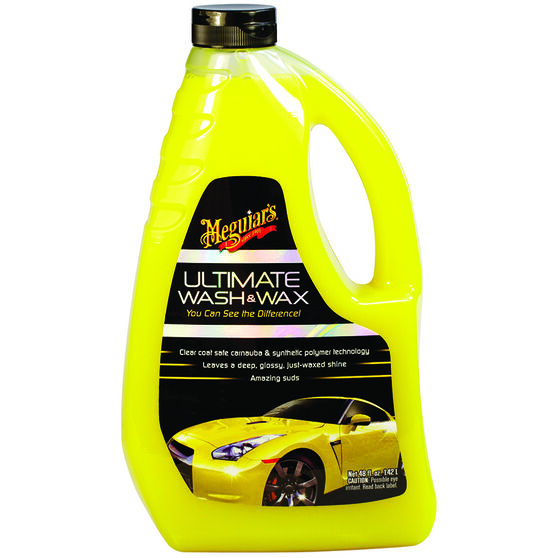 Ultimate Wash & Wax - 1.42 Litre, , scanz_hi-res