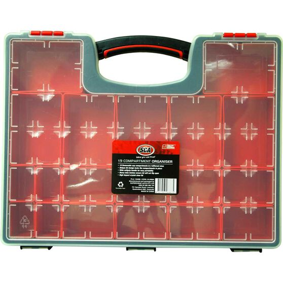 SCA Organiser - 19 Compartment, , scanz_hi-res