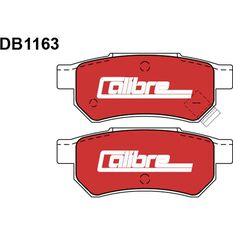Calibre Disc Brake Pads - DB1163CAL, , scanz_hi-res