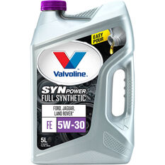 Valvoline Synpower FE Engine Oil - 5W-30 5 Litre, , scanz_hi-res