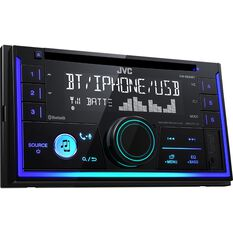 JVC Double Din CD/Digital Media Player with Bluetooth KW-R930BT, , scanz_hi-res
