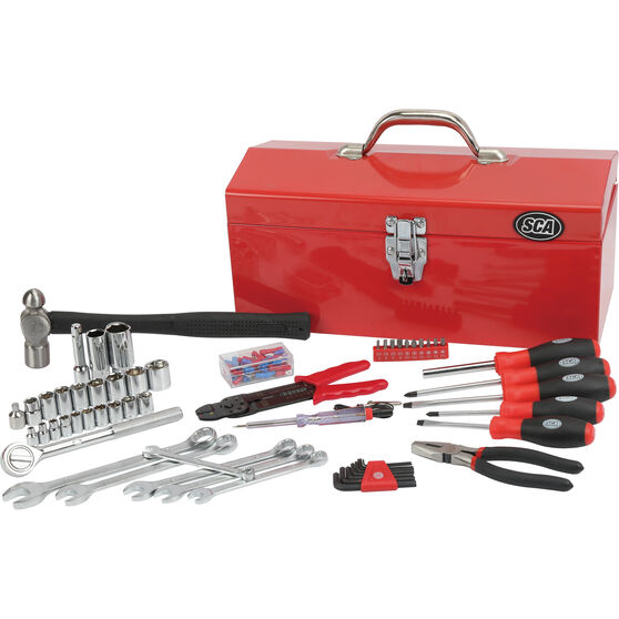 SCA Tool Kit 112 Piece, , scanz_hi-res