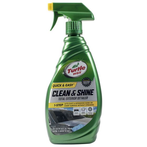 Turtle Wax Clean  &  Shine Detailer - 769mL, , scanz_hi-res