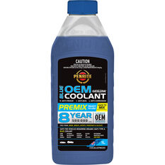 Penrite Blue OEM Coolant Premix  1 Litre, , scanz_hi-res