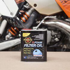 Penrite  Foam Filter Oil - 1 Litre, , scanz_hi-res