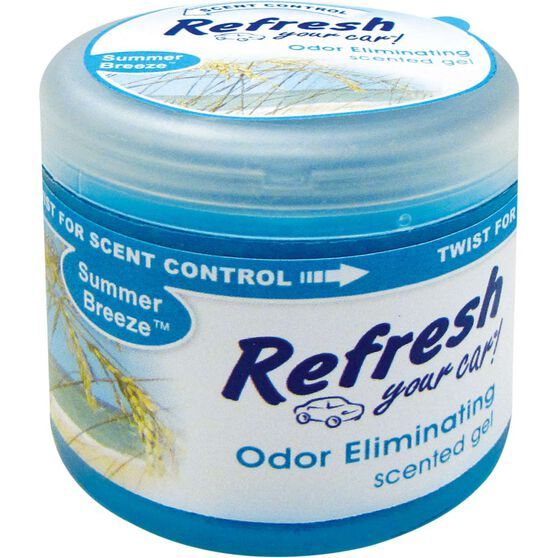 Refresh Gel Can Air Freshener - Summer Breeze 128g, , scanz_hi-res