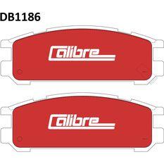 Calibre Disc Brake Pads DB1186CAL, , scanz_hi-res