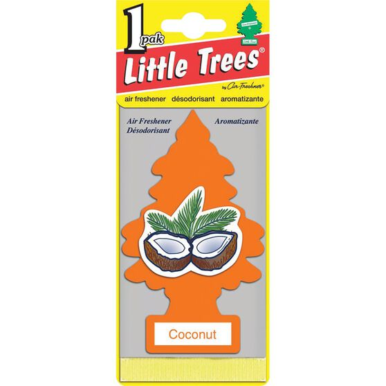 Little Trees Air Freshener - Coconut, 1 Pack, , scanz_hi-res
