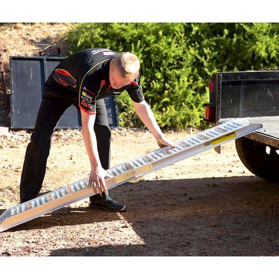 SCA Loading Ramp Aluminium Single 220Kg, , scanz_hi-res
