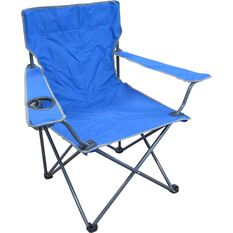Ridge Ryder Camping Chair - 100kg, , scanz_hi-res