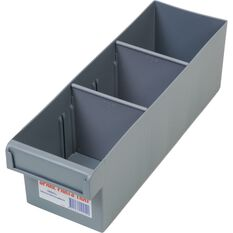 Fischer Parts Bin Tray - 295mm x 100mm x 100mm, , scanz_hi-res
